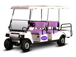 Let's Not Hike and Ride in Affordable Golf Carts Florida