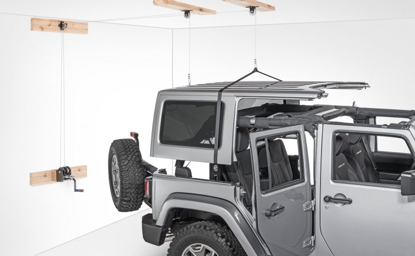Comprehend the Advantages of Good Points and the Role of Jeep Top Hoist